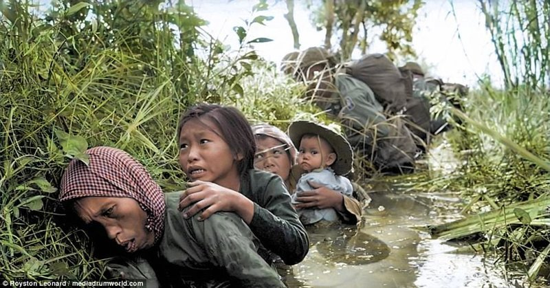an introduction to the issue of vietnam war The struggle between french colonial forces and native vietnamese citizens supported by chinese communists was one of the root causes of the vietnam war united states forces entered the conflict in.