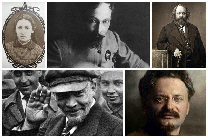 Для  эксперимента мы взяли 10 известных революционных деятелей России. В каких семьях они выросли? воспитание, интересное, революционеры, среда, теория, факты