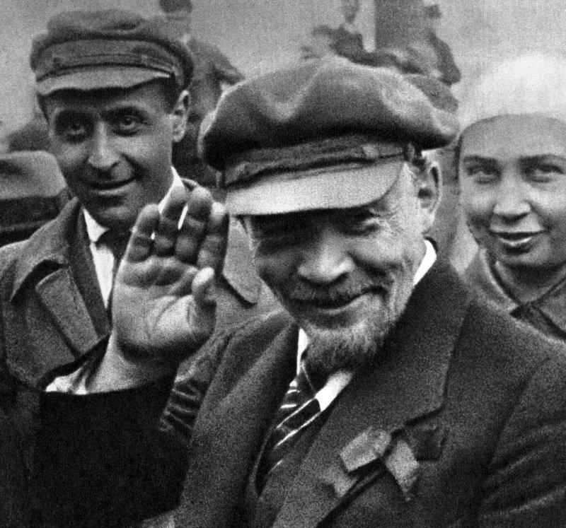 Владимир Ильич Ленин воспитание, интересное, революционеры, среда, теория, факты
