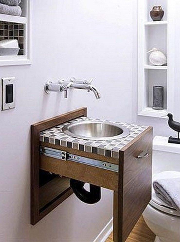 100% экономия пространства дизайн, дом, идеи, небольшая квартира, фото
