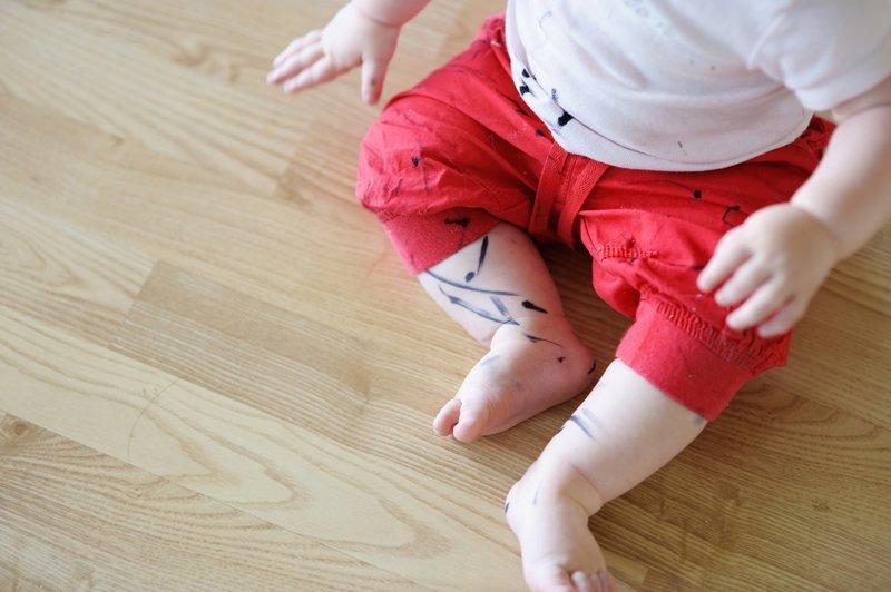 2. Удаление маркера с кожи дом, мужчины, секреты, советы, уборка, хозяйство