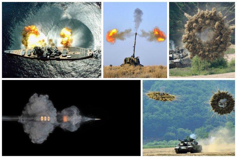 В общем-то - без слов. Что тут сказать.... взрыв, военное, выстрел, красота, ужас