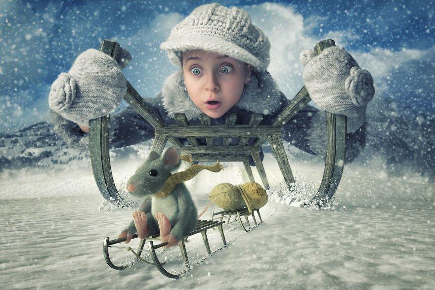 """""""Безумные детки"""" от Джона Вильгельма"""