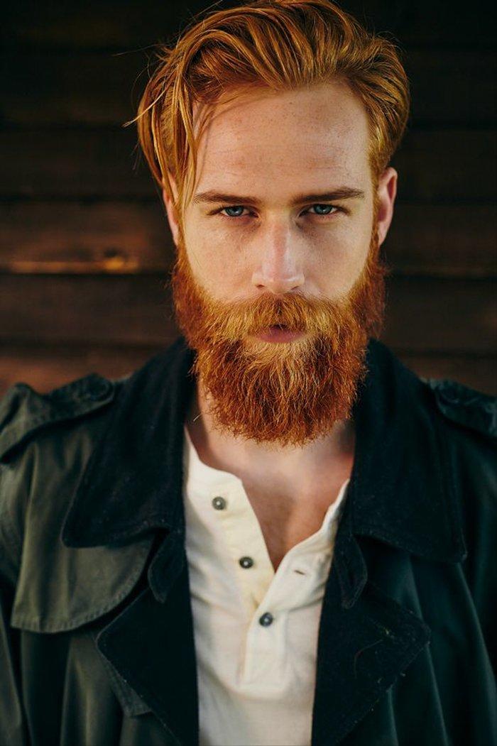 Вот как мужчина выглядит сейчас Круто получилось, борода, внезапно, до и после, изменения внешности, истории из жизни, истории людей, мужская красота