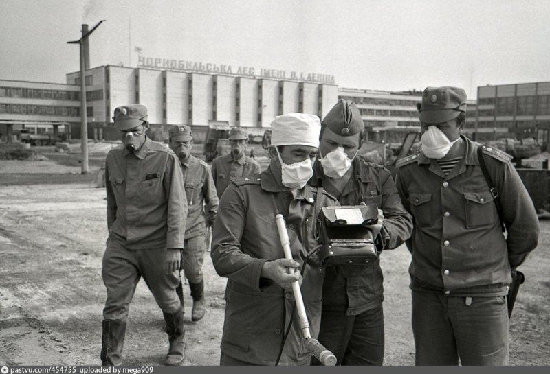 Чернобыль тогда и сейчас - глазами Александра Странника Чернобыль, авария, ликвидация, очевидцы, радиация, чаэс