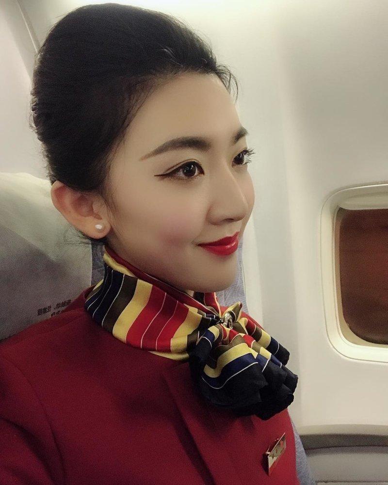 Air China, Китай авиакомпании, авиакомпании мира, женщины, красивые стюардессы, самолёты, стюардесса, стюардессы