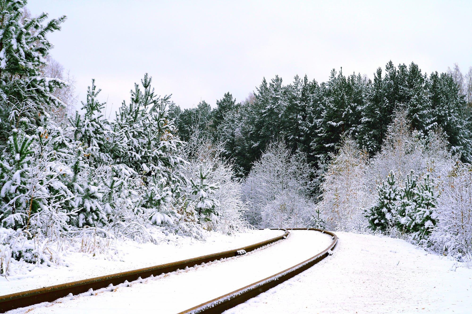 каждый железная дорога картинки зимняя знаю, если такие