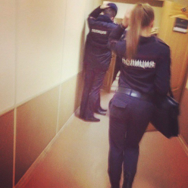 Фото голых девушек из милиции 6