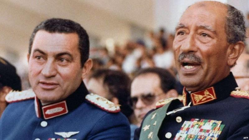 Покушение на президента. Как убили Анвара Садата, президента Египта