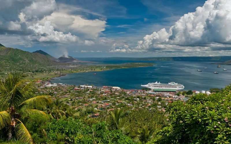 Новая Гвинея Земли, интересное, история, колонии, политика, россия, страны, упущенные