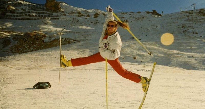 6. Лыжный балет входил в программу Олимпийских игр до 1999 года интересно, олимпиада, спорт, фото