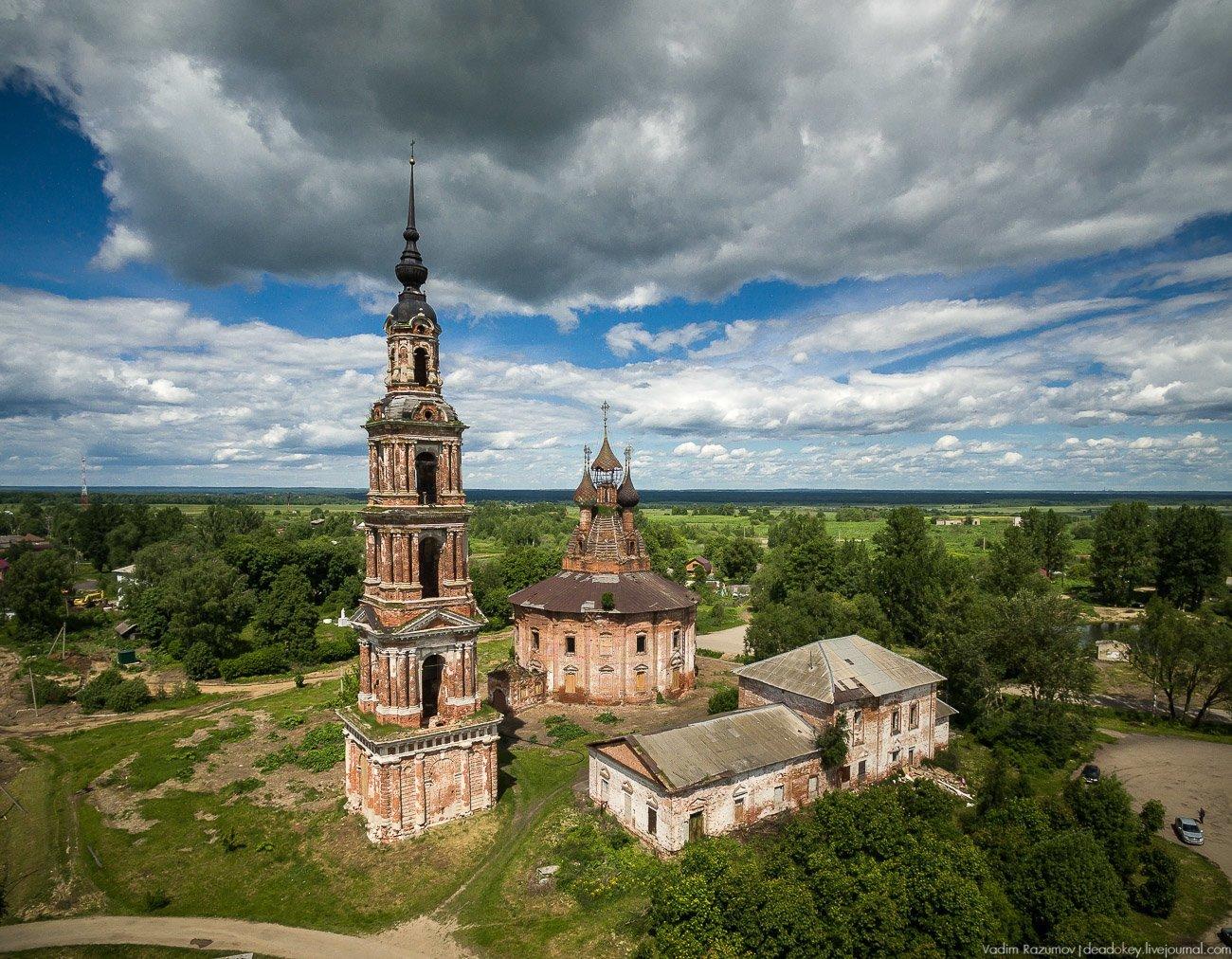 церкви ярославской области фото приятных