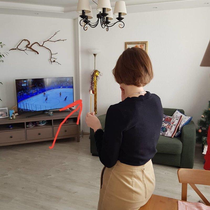 Типичное утро воскресенья, типичная московская квартира 2018, Пхенчхан, германия, олимпиада, реакция соцсетей, россия, спорт, хоккей