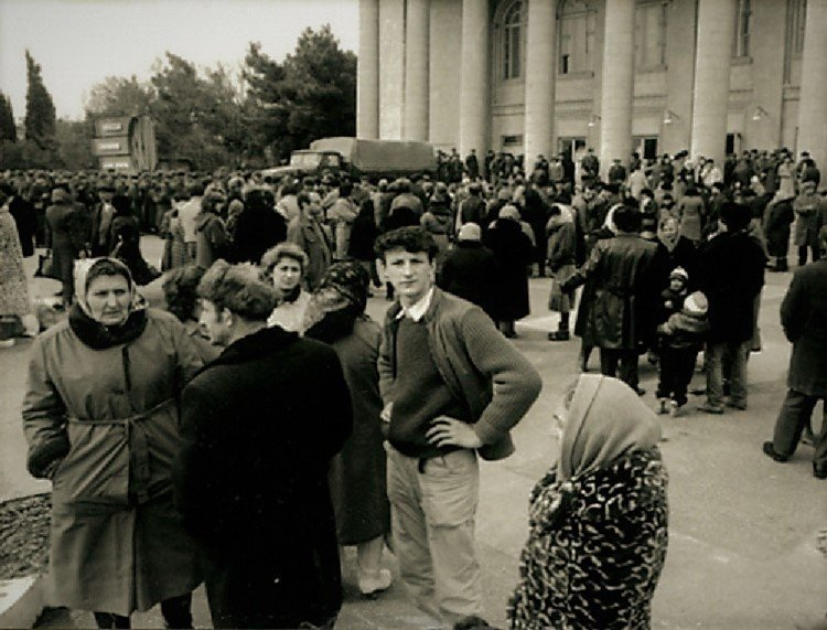 «Смерть армянам!» 1988 год, азербайджан, день в истории, сумгаит, трагедия