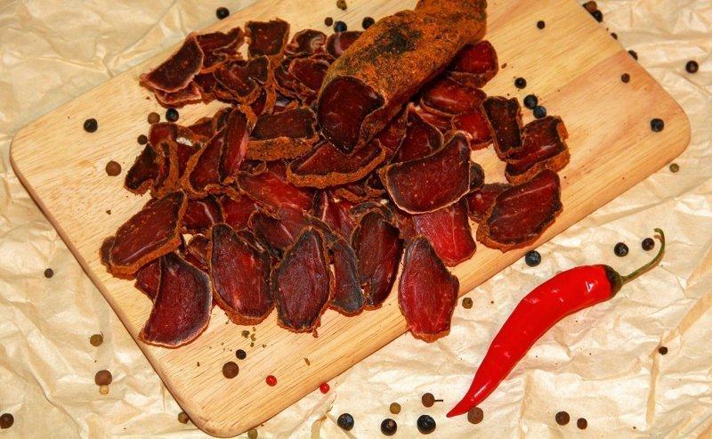 Стоит перекусывать вяленым мясом еда, ложные факты, суперпродукты