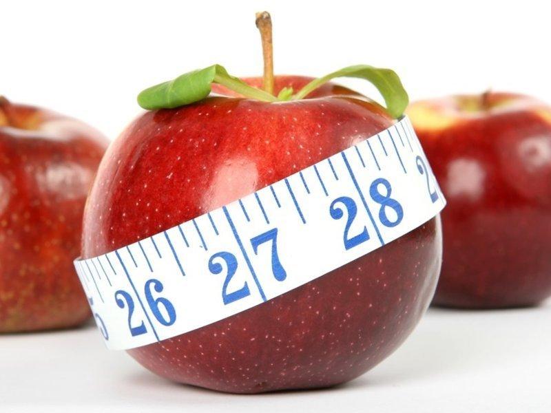 Низкокалорийная диета помогает сбросить вес еда, ложные факты, суперпродукты