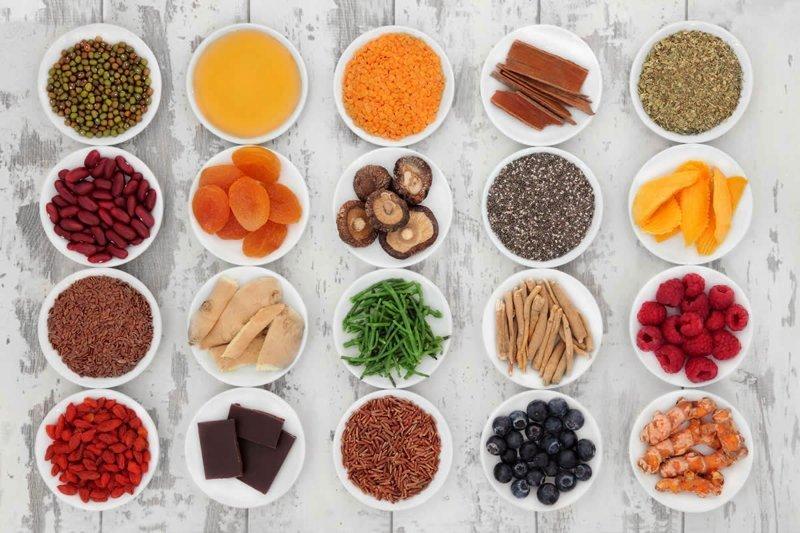 Суперпродукты крайне важны еда, ложные факты, суперпродукты