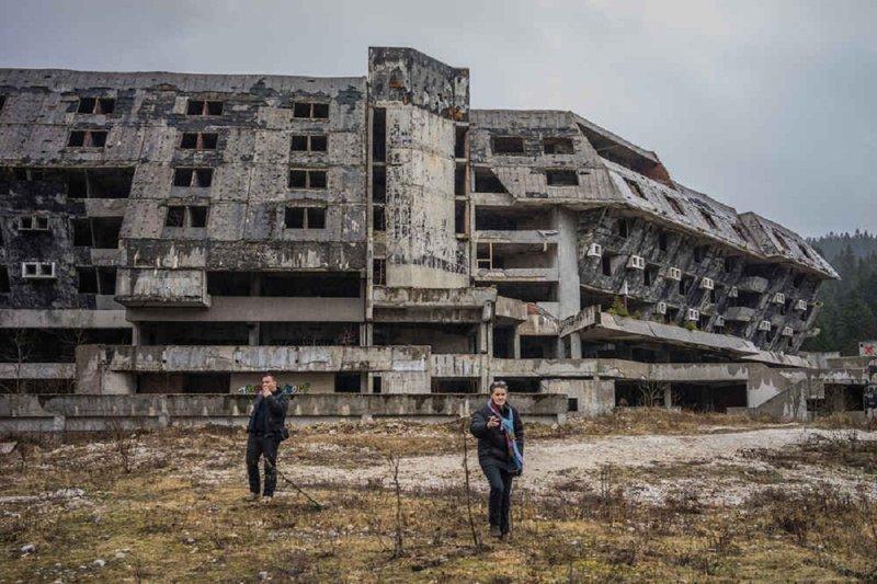Заброшенные олимпийские сооружения мира