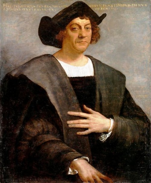 a biography of christopher columbus portrayed to students as a hero Why christopher columbus was the perfect icon for a new nation looking for a hero columbus became columbus in the american revolution—when the united states sought out an origin story that didn.