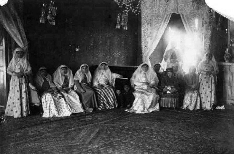 Фото сделано в Голестанском дворце гарем, девушка, история, наложницы, султан, фото