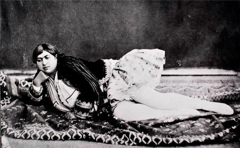 Очевидно, Шах любил тучных девушек гарем, девушка, история, наложницы, султан, фото