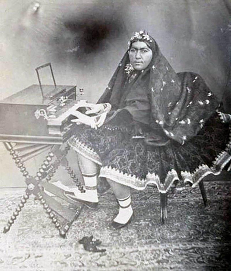 Любимая жена Шаха - Анис аль-Долех гарем, девушка, история, наложницы, султан, фото