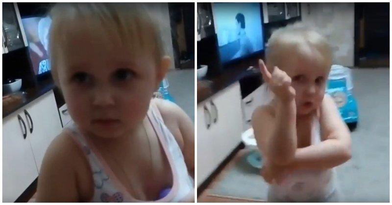 Сиськи девочки видео