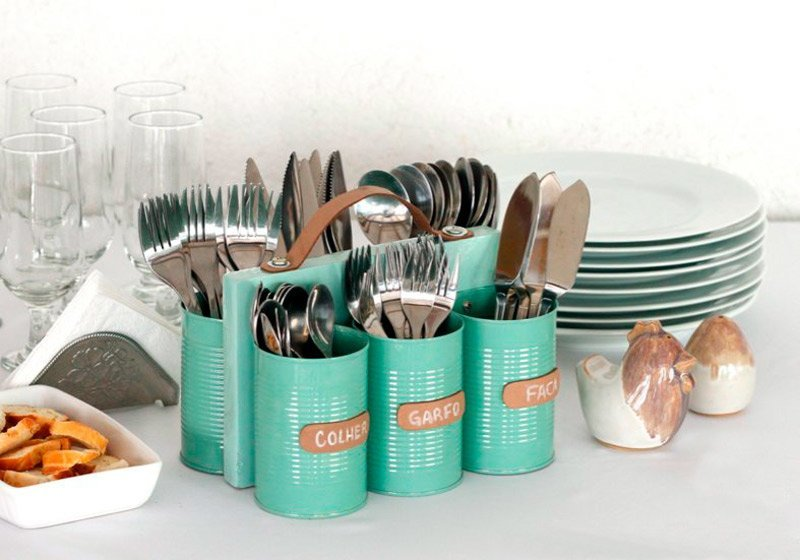 Кухонные органайзер вместо свалки, вторая жизнь, вторая жизнь вещей, креатив, отличная идея, повторное использование
