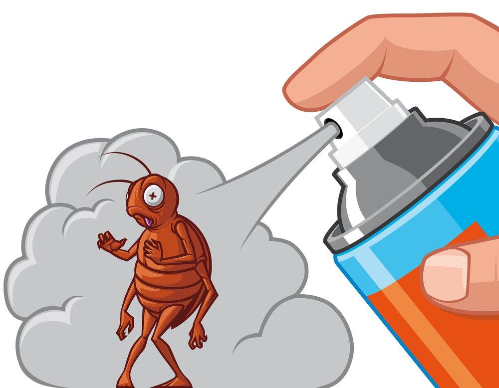 очень картинки борьбы с тараканами связи