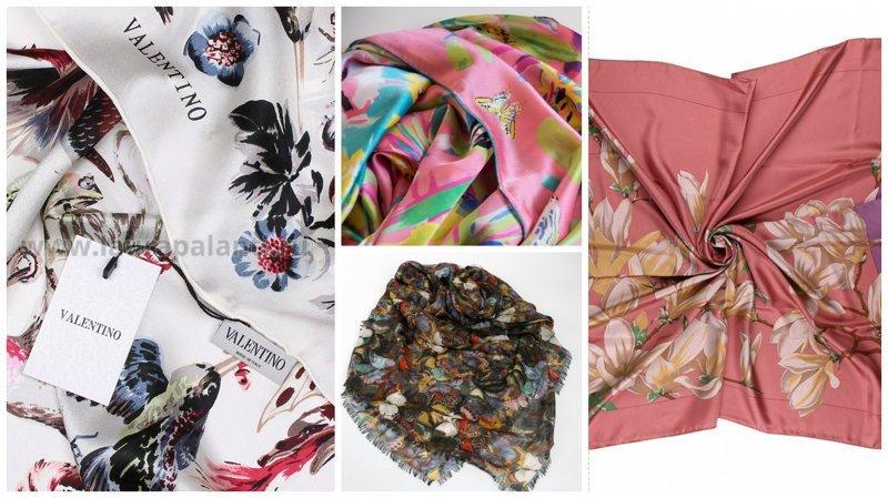 Шейный платок или палантин 8 марта, Идеи для подарка, девушки, подарки, подарок для любимой, праздник