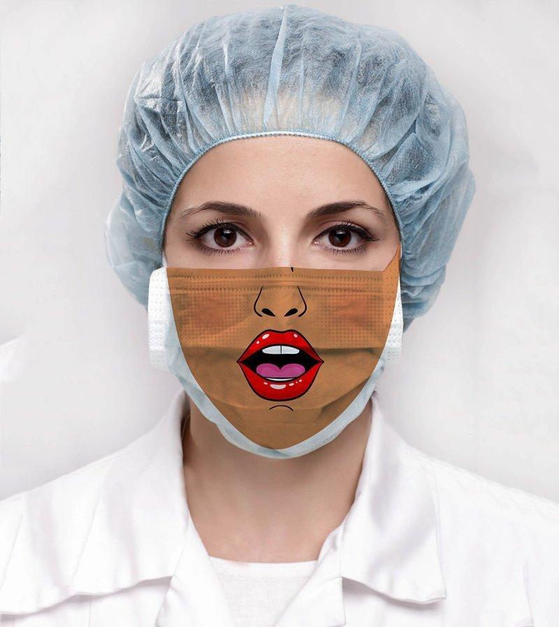 Image result for красивая медицинская маска