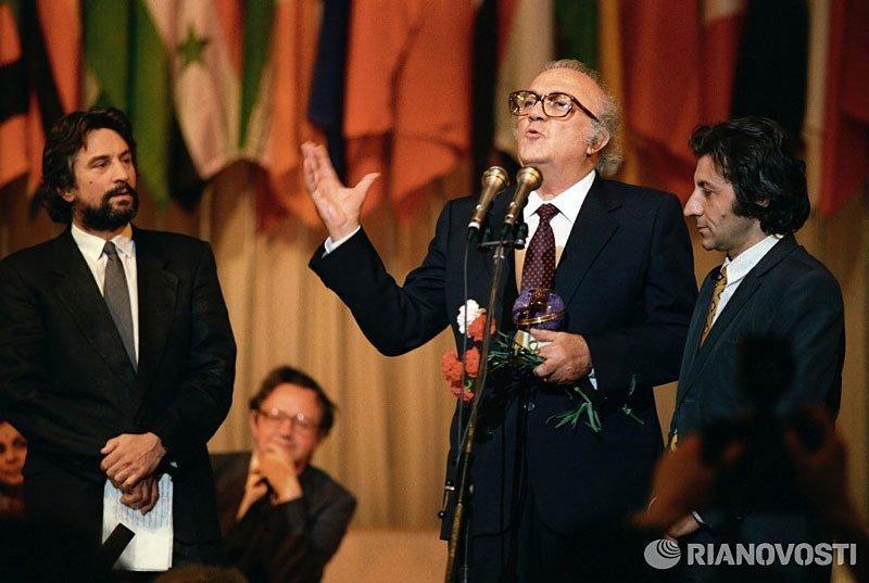 Как Роберт Де Ниро в СССР катался СССР, кино, роберт де ниро