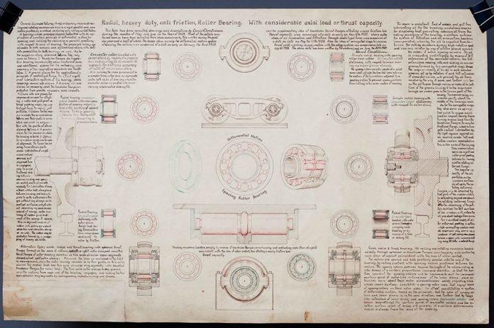 «Технические чертежи: это, безусловно, самая интересная для меня часть. Выглядит, как заявка на патент, довольно большая и очень подробная» в мире, вещи, находка, удивительно, ящик