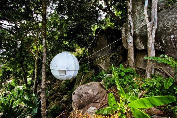 6. Подвесная палатка идеи, комфорт, отдых, палатка, природа, путешествие
