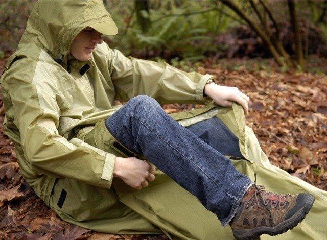 9. Палатка-куртка идеи, комфорт, отдых, палатка, природа, путешествие