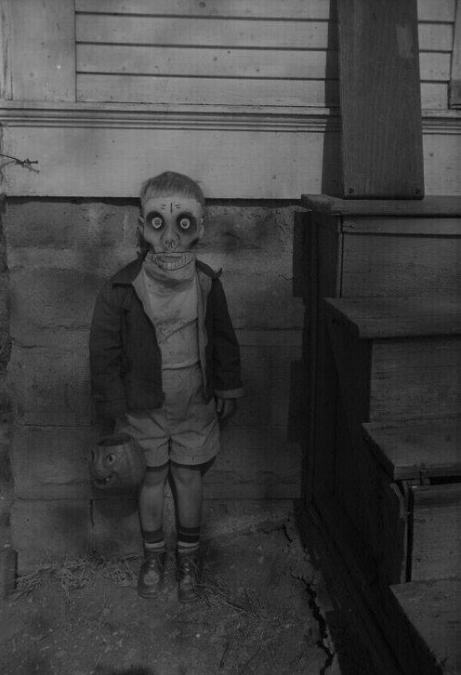 26. Хотя это не привидение, но наводит не меньший ужас Жуткие фото, жуткое, подборка, странные фото, страшно, фото, фотошоп, шок