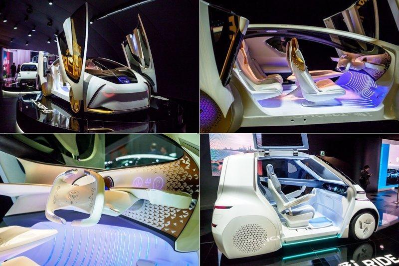 Женева 2018: без руля и педалей, или какими будут автомобили будущего авто, автовыставка, автодизайн, автомобили, будущее, женева 2018, концепт, концепт-кар