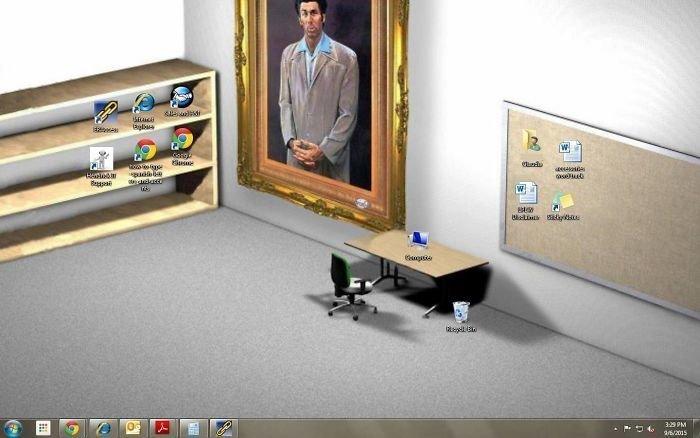 Порядок во всем заставка, идея, монитор, обои, подборка, рабочий стол, фон, фотография