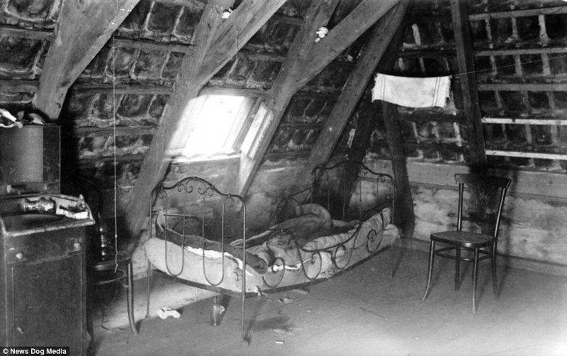 Комната одной из проституток, 1919 год амстердам, исторические кадры, история, нидерланды, проститутки, проституция, улица красных фонарей, фото