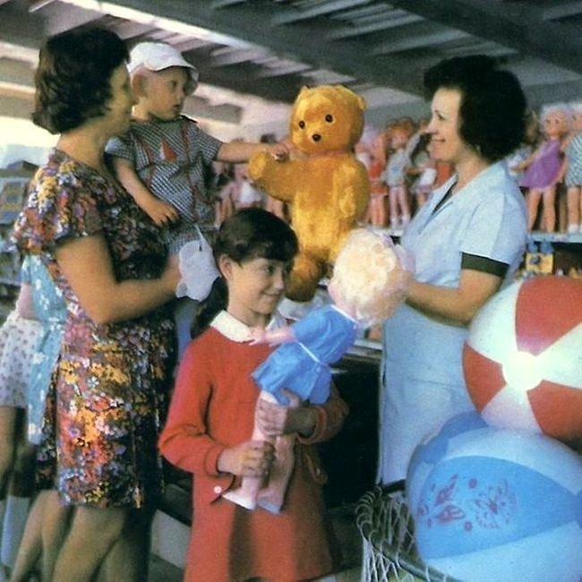 Детский мир. СССР, детство, фотографии