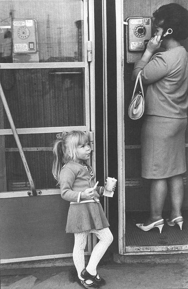 Нескучное ожидание СССР, детство, фотографии