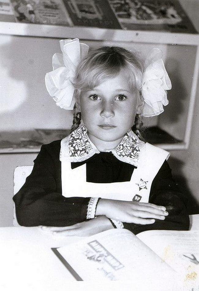 Октябренок СССР, детство, фотографии