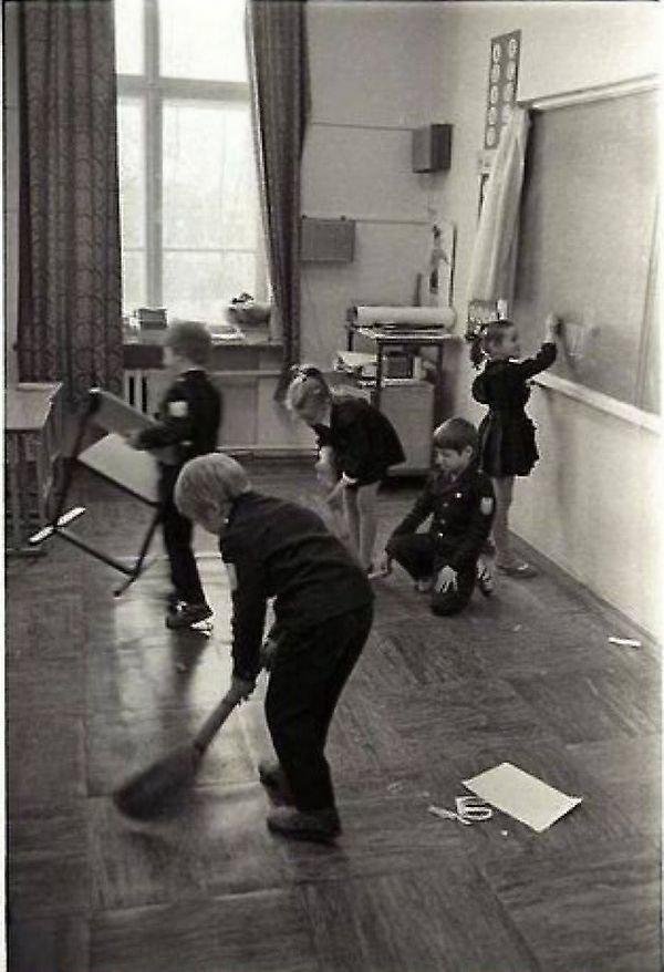 Генеральная уборка СССР, детство, фотографии