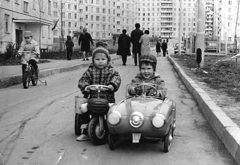 """""""Мажоры"""" СССР, детство, фотографии"""