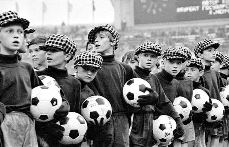 Наследники Яшина. Автор Болдин Сергей, 1980-e СССР, детство, фотографии