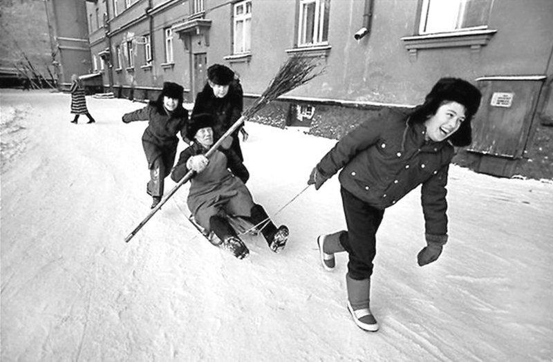 Эх, прокачу !! СССР, детство, фотографии