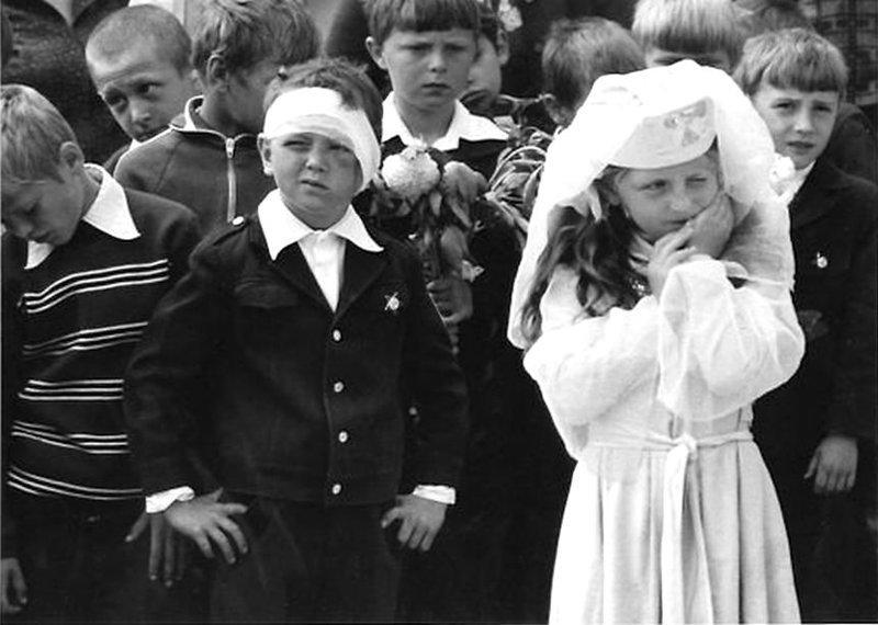 Боец СССР, детство, фотографии