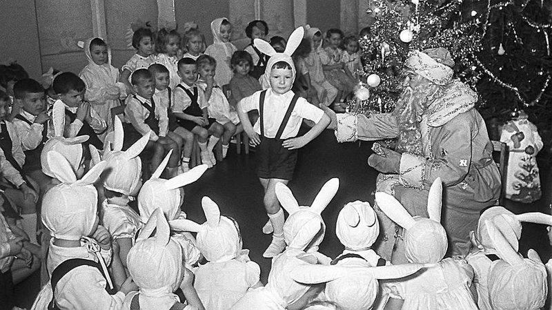 Зайки-попрыгайки СССР, детство, фотографии