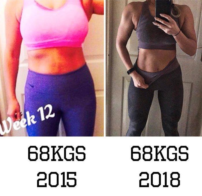16. 68 кг до и после, качаем, преображение, спорт, спортзал, спортивные девушки, фитнес, фитнес мотивация фото