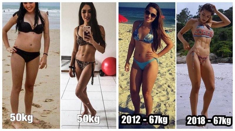 похудение фото до и после мотивация в контакте фитнес трансформация